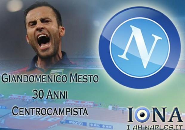 UFFICIALE, Giandomenico Mesto è un giocatore del Napoli!
