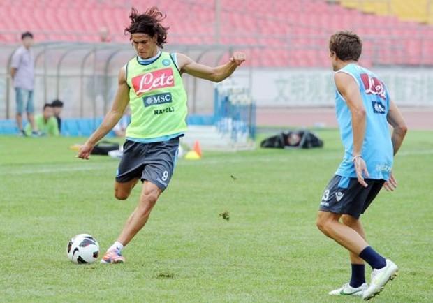 Studio Sport: De Laurentiis pronto a vendere Cavani al Chelsea per poi acquistare…