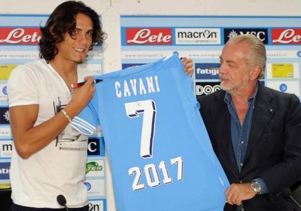 """RILEGGI IL LIVE: Rinnovo Cavani, il Matador rivela: """"A Cardiff la svolta, rinnovo scelta di cuore"""""""