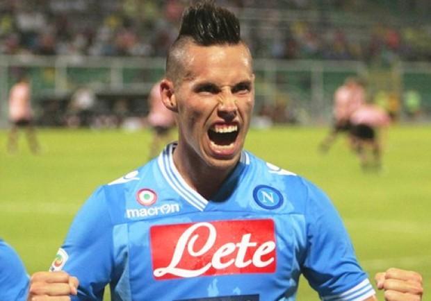 Hamsik, promessa d'amore al Napoli: «Questa è casa mia e voglio vincere»