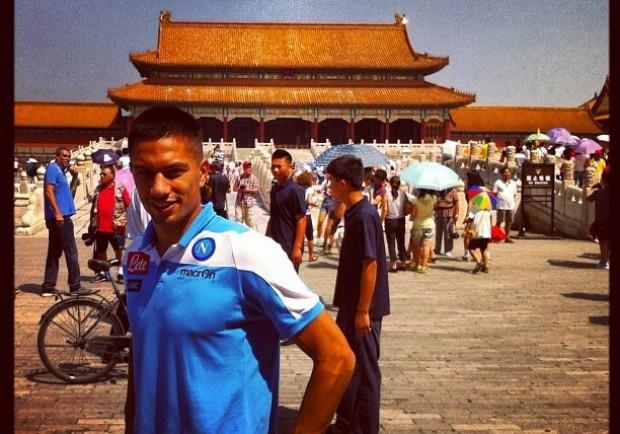 Un giorno da turisti per gli azzurri: visita a Piazza Tienanmen ed al Mausoleo di Mao