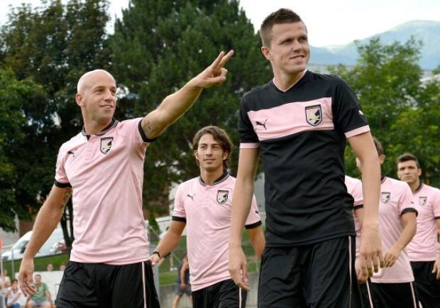 Qui Palermo: Ilicic recupera, Mantovani no