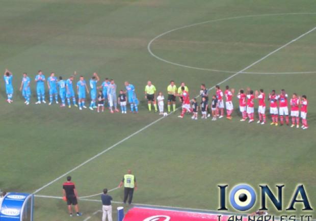 [PHOTOGALLERY] Napoli-Sporting Braga, rivivi le emozioni del match con i nostri scatti