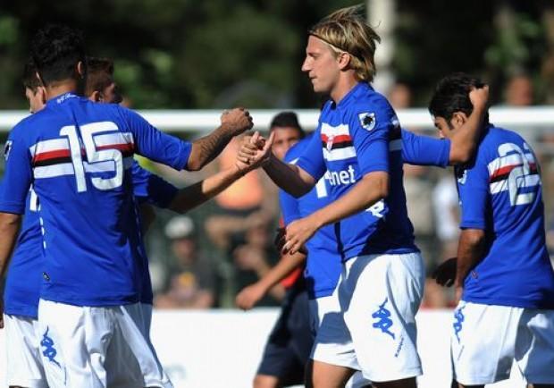 """Maxi Lopez: """"Nonostante l'interessamento del Napoli, ho scelto la Sampdoria"""""""