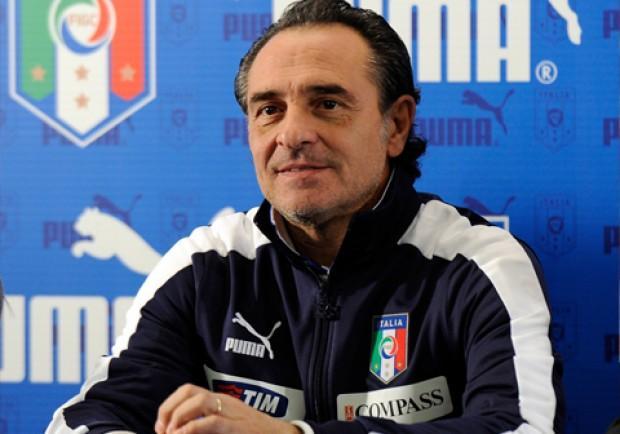 Spagna-Italia, Prandelli chiama Insigne e Maggio. Fuori De Rossi dentro Paletta
