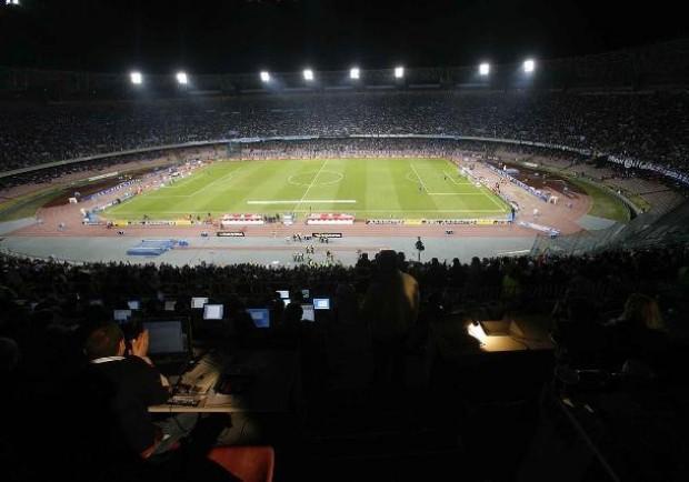 Napoli-Fiorentina: da oggi biglietti in vendita