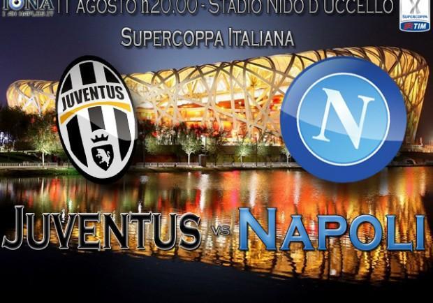 Juventus-Napoli, in casa dell'avversario