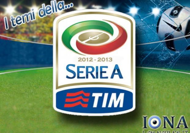 Serie A, i Temi della 1a giornata