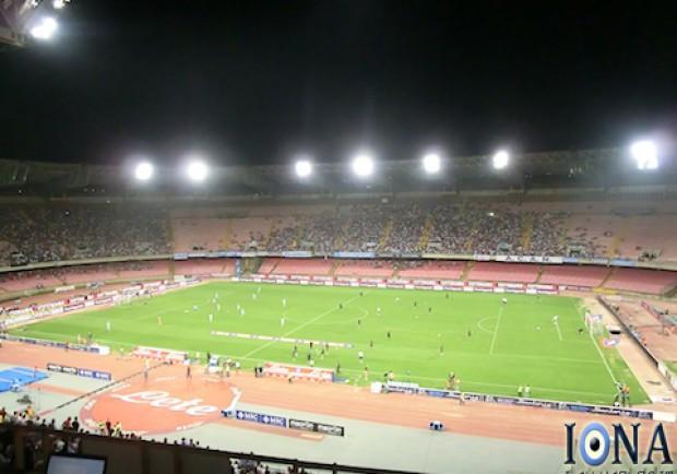 Napoli-Juventus, biglietti in vendita. Esaurite Tribune Posillipo e Nisida