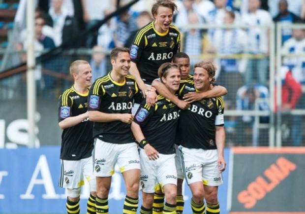 Avversarie Europa League: L'Aik Solna vince in casa dell'Ifk Goteborg