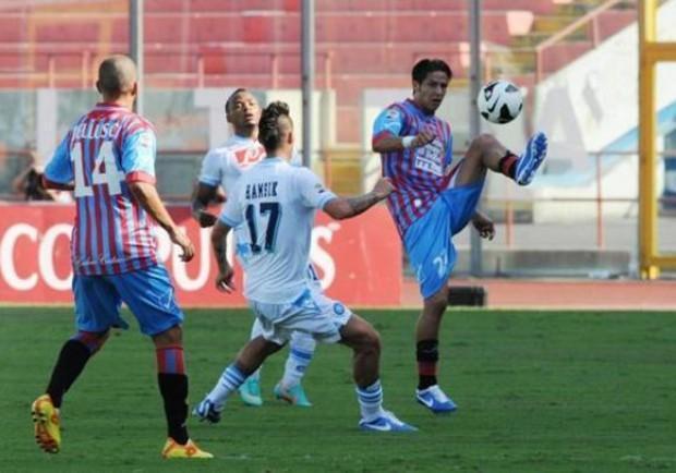 """Bonanno (Resp. tec. Catania): """"Momento positivo, veniamo a Napoli per giocarcela"""""""