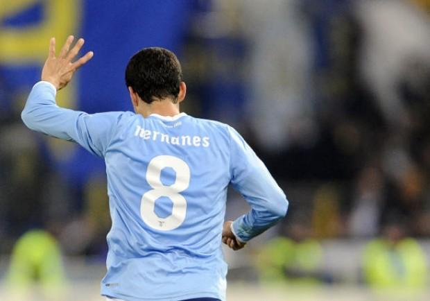 Hernanes è in forte dubbio contro il Napoli