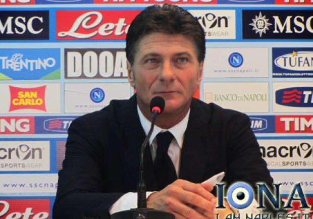 Mazzarri difende gli azzurri: «Abbiamo creato otto palle gol»