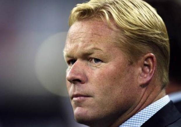 """Everton, il tecnico Koeman: """"È una vergogna, non ho visto una squadra…"""""""