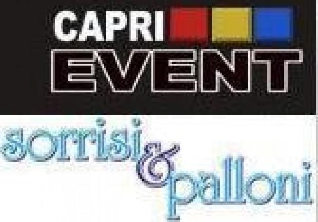 """IamNaples.it presente a Capri Event nella trasmissione """"Sorrisi e Palloni"""""""