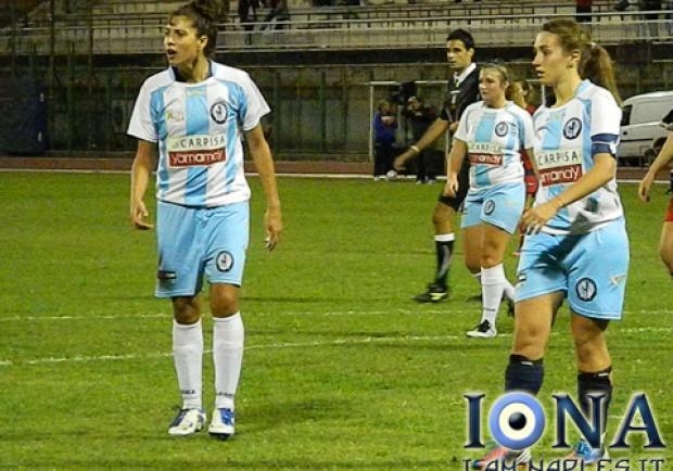 Prima vittoria esterna per il Napoli Carpisa Yamamay