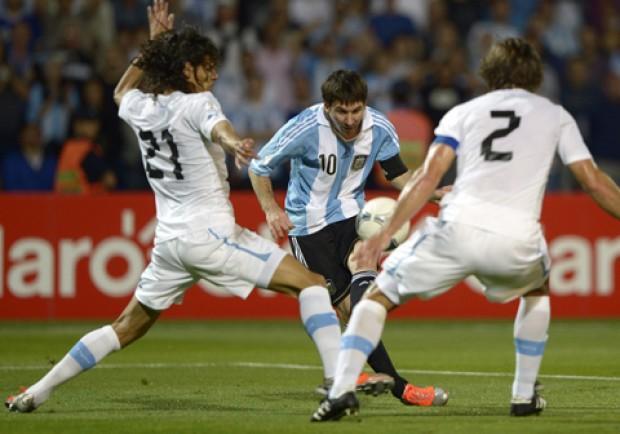 "[VIDEO] Brasile 2014, Argentina – Uruguay termina 3-0. Messi show"""