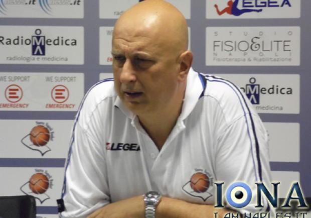 UFFICIALE, Bartocci è il nuovo allenatore della Givova Scafati