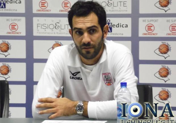 """Fucà (Coach Imola): """"Gara vinta grazie all'intensità difensiva. Un grosso in bocca al lupo a Napoli"""""""