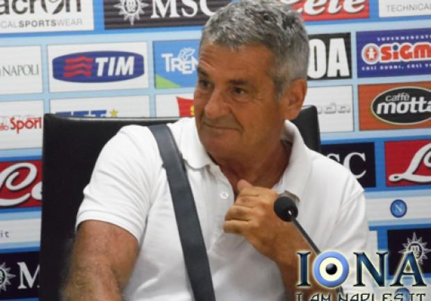 """Lucariello: """"Il Catania sa giocare bene, ma il Napoli non può fallire"""""""