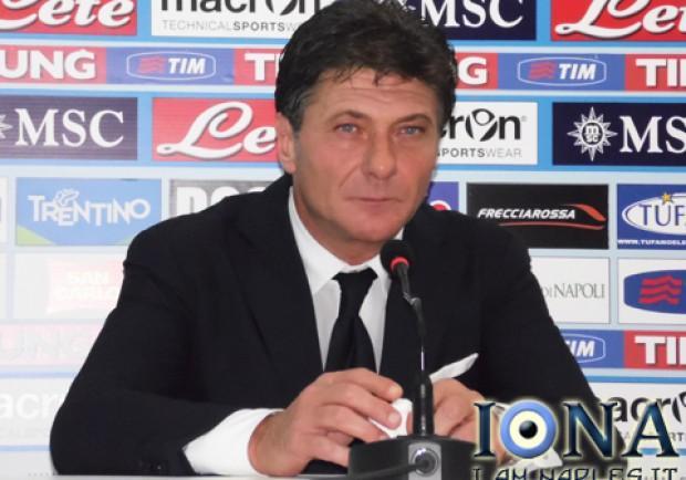"""Mazzarri: """"Ho in testa solo il Napoli e non ammetto strumentalizzazioni"""""""