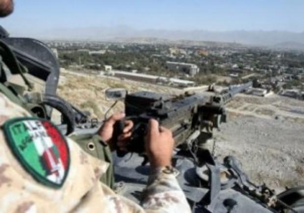 Donato un pallone al militare ferito in Afghanistan