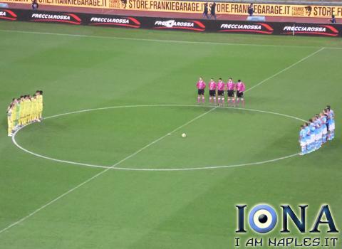 raccoglimento LIVE  45  Napoli Chievo 0 0, manca solo il gol agli azzurri