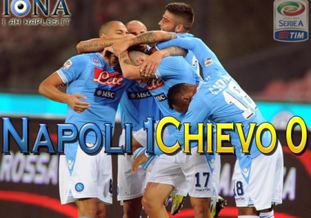 Napoli-Chievo 1-0: Sfatato il tabù clivense. Ecco le pagelle di IamNaples.it: