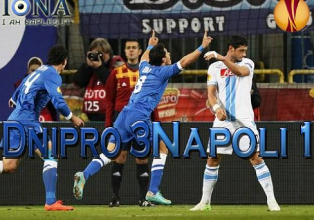 Dnipro-Napoli 3-1: seconda disfatta europea. Ecco le pagelle di IamNaples.it