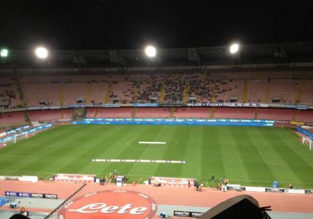 Napoli-Sampdoria, biglietti in vendita. Ecco i prezzi