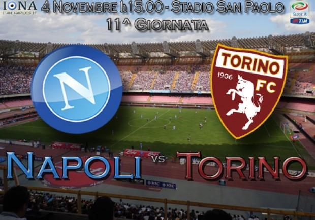 Napoli-Torino, in casa dell'avversario