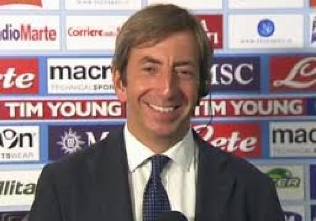 """Ugolini: """"Non un buon Napoli ieri sera, ma l'importante era passare il turno"""""""
