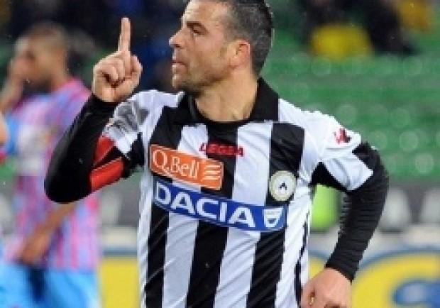 """Di Natale ai tifosi dell'Udinese: """"E' stato un gesto istintivo, chiedo scusa"""""""