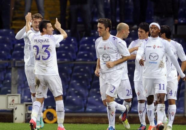 Genoa-Fiorentina 0-1: Il gol del capitano Pasqual regala il primo successo ai viola in trasferta