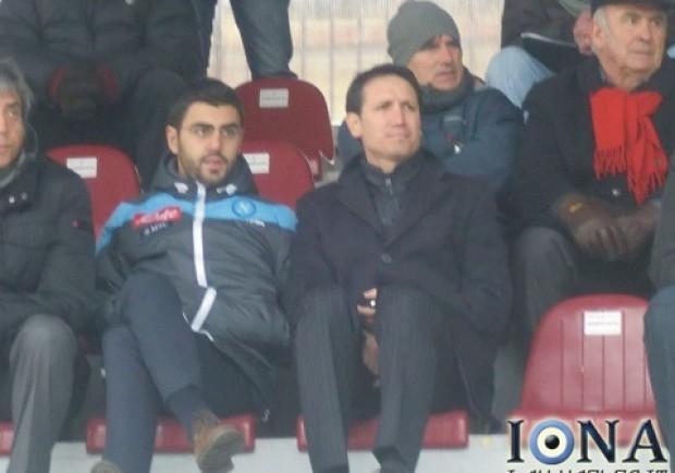 """Barresi: """"Ballottaggio Tutino-Scielzo. Finale con la Juve? Pensiamo alla Roma"""""""