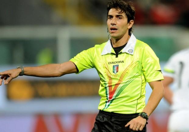 Serie A, ecco gli arbitri della 23^ Giornata: Napoli-Catania a Calvarese