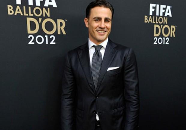 """F. Cannavaro: """"In bocca al lupo Paolino e complimenti a chi ti ha fatto sentire un estraneo a casa tua"""""""
