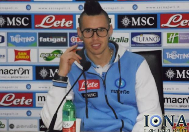 """Hamsik: """"Napoli è una città che mi rende felice"""""""