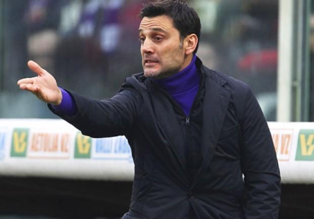 """Brutta debacle della Fiorentina a Siviglia, ma Montella ci crede: """"Possiamo rimontare al ritorno"""""""