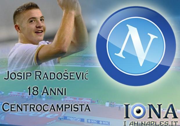 UFFICIALE, Josip Radošević è un calciatore del Napoli!