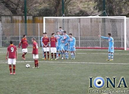 Roma Napoli Primavera TimCup 16 438x320
