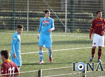 Roma Napoli Primavera TimCup 2 438x320