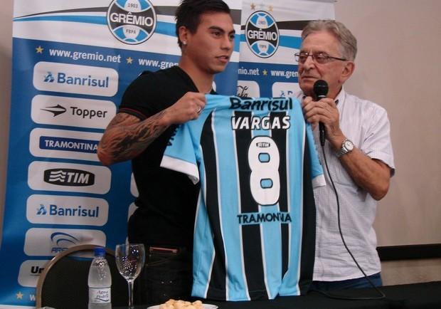 """Salas: """"Vargas è arrivato in un momento sbagliato. Per me resta un giocatore forte"""""""
