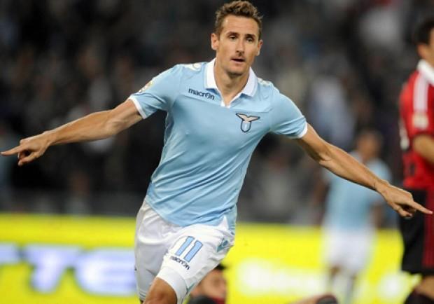 Gazzetta – Napoli, si aspetta il placet di Sarri per Klose, ma il 38enne è fermo da 5 mesi