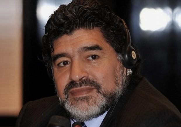 """Maradona: """"Voglio tornare a Napoli per vedere gli azzurri campioni"""""""