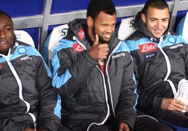 """Rolando: """"Napoli mi hai incantato"""""""