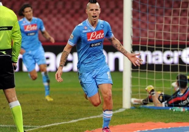 Sogno Napoli, è primo posto