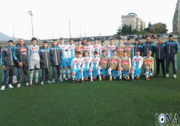 ANTEPRIMA – Giovanissimi Regionali, Napoli-Aversa Normanna 5-0