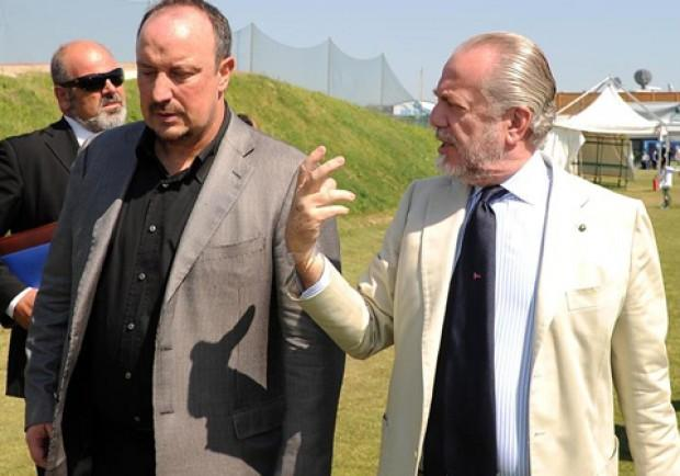 """Il Mattino – De Laurentiis a Benitez: """"Crediamoci, il secondo posto è possibile"""""""