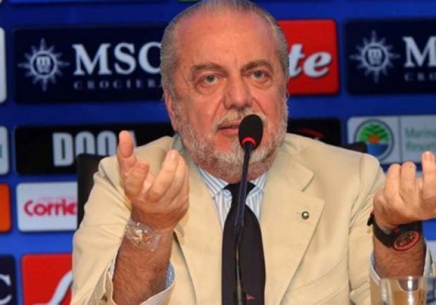 FOTO ESCLUSIVA – De Laurentiis ammira il Dragao e dice ai tifosi: «La Juve ha un fatturato maggiore»
